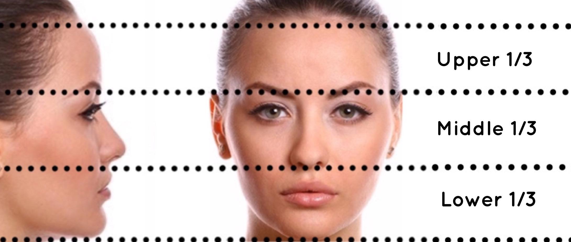 botox e os tercos da face aplicacao