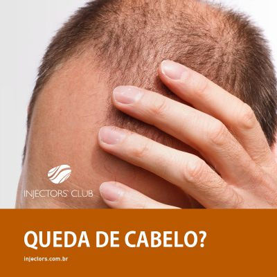 Queda de cabelo?